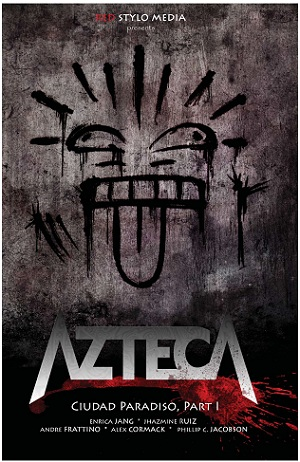 AZTECA #1 for Free Comic Book Summer